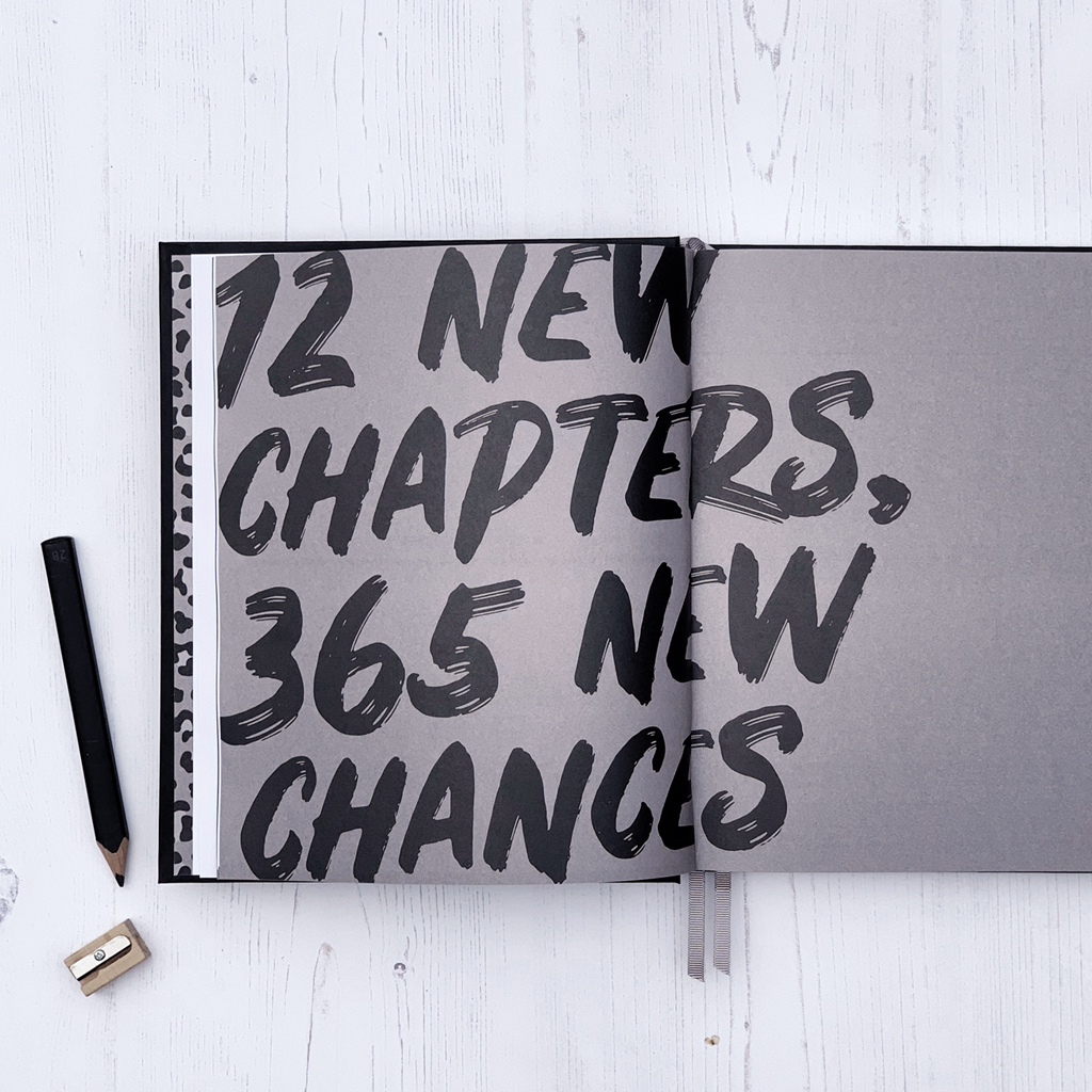 12 New Chapters_Hello Time Planner