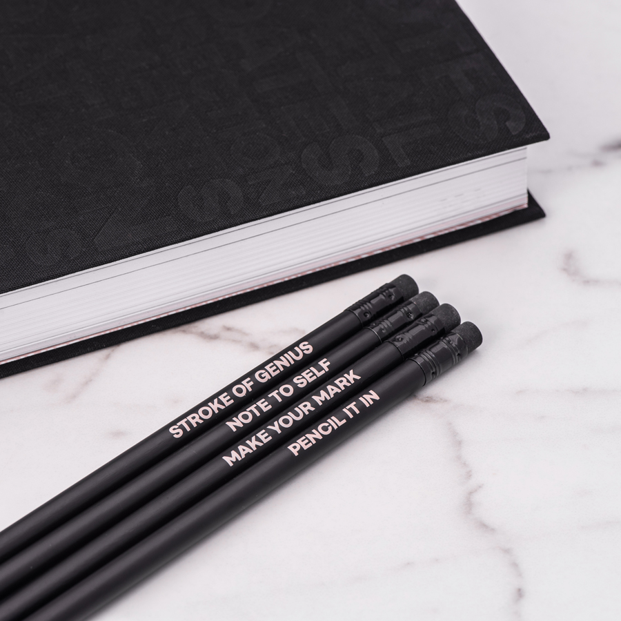 Hello Time Pencils & Planner