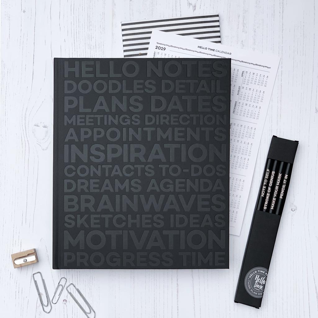 Planner Gift Set