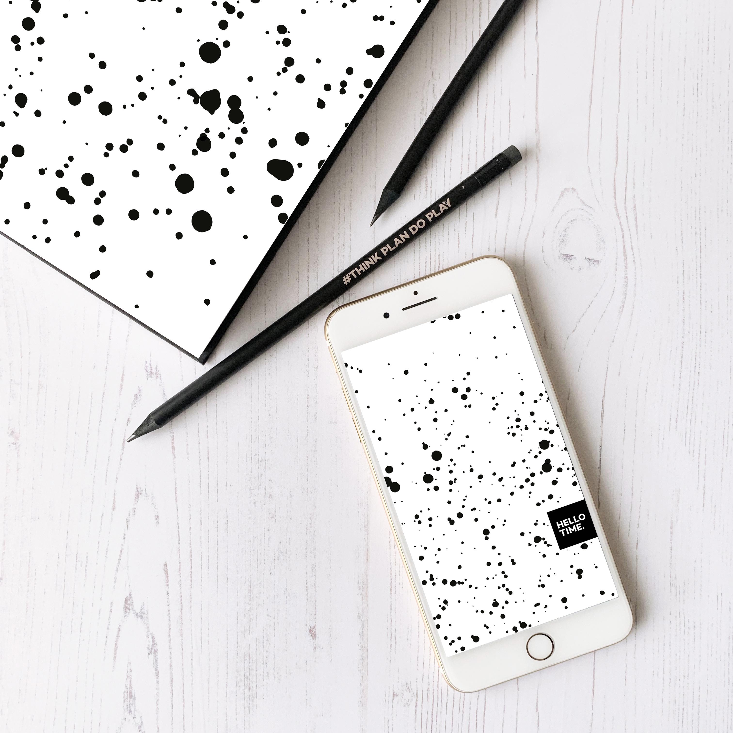 Phone Wallpaper_Dressed Inkwell