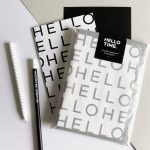 hello notecards pack